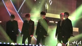 170924 대전 슈퍼콘 - 무대 전 옐키존 구경하는 젝스키스 SECHSKIES