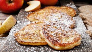 Вкуснейшие оладьи из кабачков, с яблоками, бисквитные и пышные. 4 рецепта от Всегда Вкусно!