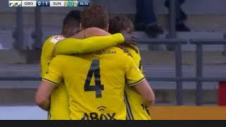 IFK Göteborg  - GIF Sundsvall 0:3  2017