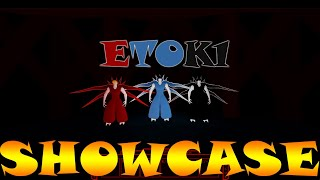 😱Roblox Ro-Ghoul / EtoK1 Showcase😱