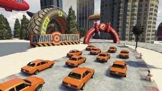 LA MEJOR CARRERA DE DRIFT!! - CARRERA GTA V ONLINE - GTA 5 ONLINE