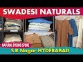 Swadesi Naturals-SR Nagar-Hyderabad | Dyeing Services in Hyderabad