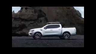 Renault Alaskan Concept 2015 Videos