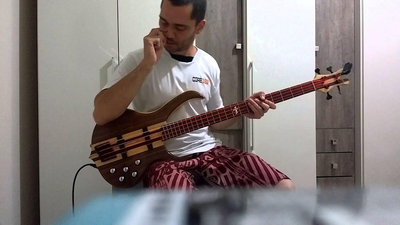 baixo 4 cordas de luthier inspiraà à o no ibanez btb youtube