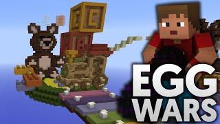 "Dansk Minecraft - Egg Wars - ""LET SOM EN LEG!"""