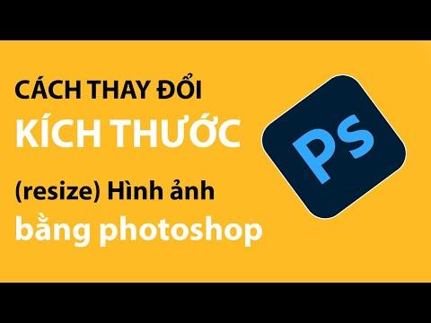 Cách thay đổi kích thước size (resize) hình ảnh bằng Photoshop   Tự học digital marketing