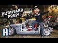 Burnyard Bash Prep for ShartKart, our $200 Miata! RX-7 Powered Pit Truck Intermission.