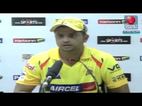 CLT20 2013: Suresh Raina speaks about his partnership with Michael Hussey