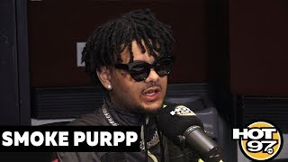 Smokepurpp Reveals He Stopped Using Drugs + Speaks On Nipsey Hussle & Legacy