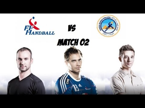 [FR] IHF Handball Challenge 12 - Match 02 - France/Egypte [HD]