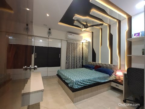 """2 BHK Home Interior Design – Thane, Mumbai"" by CivilLane.com"