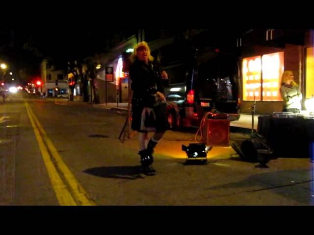 Marston - Electric Cello Shoes