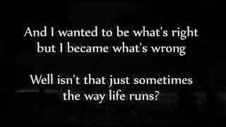 The lulu raes - The Way Life Runs Lyrics