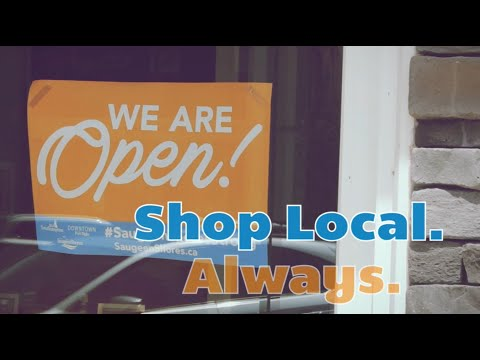 Saugeen Shores: Shop Local. Always.
