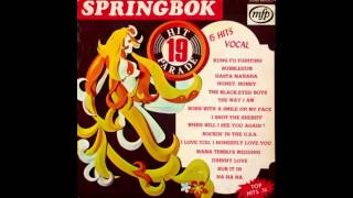 Springbok Hit Parade Vol.19 (1974) - Mama Tembu