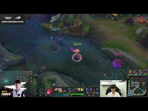 Faker recording 6W 0L with Zoe recently! Will it be banned on LCK permanently?! [ Full Game ]