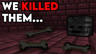 The Tragic Story of Minecraft's Nether Fortress