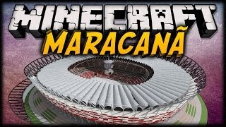 Minecraft Maps : MARACANÃ !?