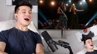 "Vocal Coach Reacts to Shawn Mendes & Miley Cyrus Singing ""In My Blood"" Video"