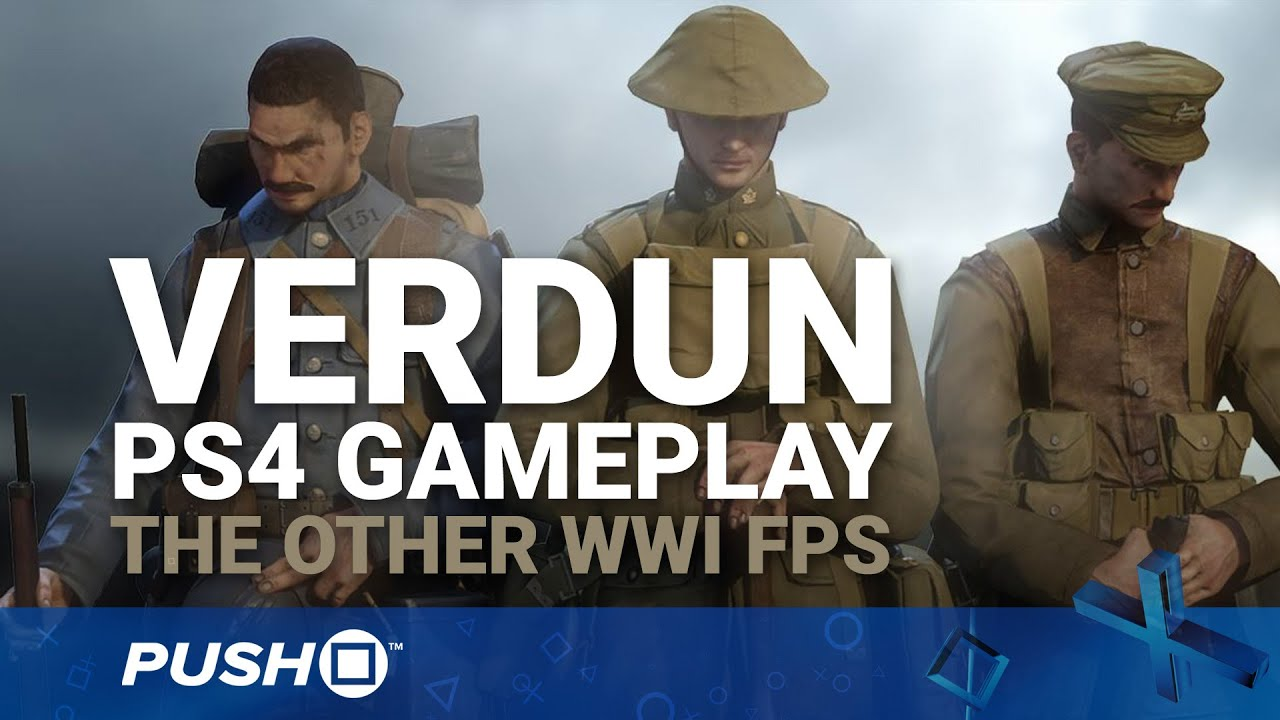 Verdun ps4 gameplay that other world war i fps playstation 4 verdun ps4 gameplay that other world war i fps playstation 4 footage youtube publicscrutiny Choice Image