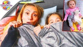 MOMO TAUCHT NACHTS in der NACHBARSCHAFT auf - stimmt Mileys AUSSAGE? -  Family Fun