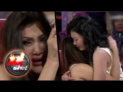 Suasana Haru Pertemuan Mas Idayu Dengan Putrinya - Hot Shot 18 Desember 2015