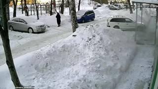 Грабёж на ул. Лежена