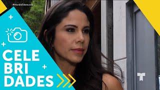 """Paola Rojas habla sobre """"el video"""" con el Luis Zague   Un Nuevo Día   Telemundo"""