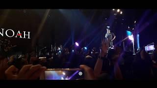 NOAH - WANITAKU | inilah cara ARIEL mengajak SAHABAT NOAH bernyanyi konser dibandung