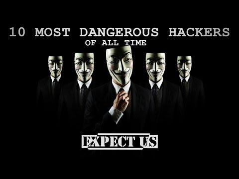 10 Most Dangerous Hackers of All Time
