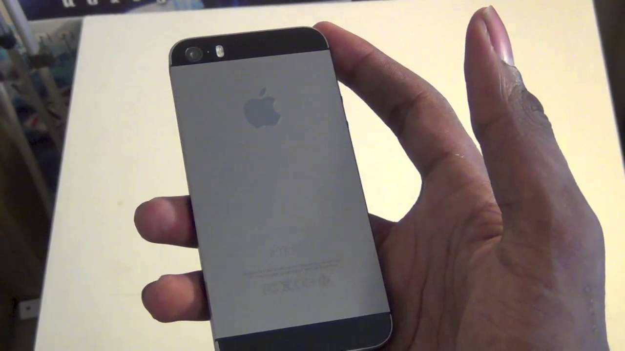 iphone 5s grey iphone 5s official unboxing and initial impressions 11203