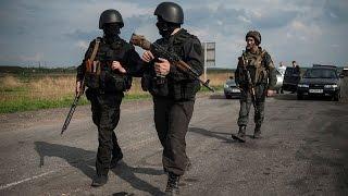 новости украины сегодня ОПОЛЧЕНЦЫ ПРОВЕЛИ ИСПЫТАНИЕ НОВОГО ОРУЖИЯ