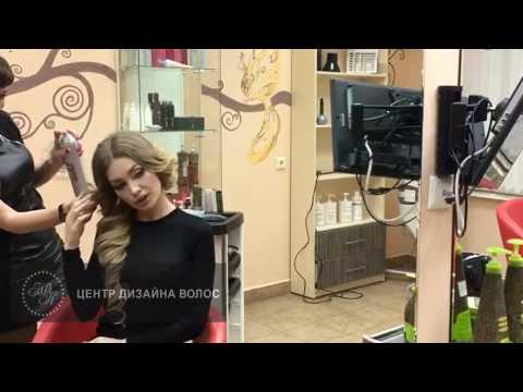 Евгения Феофилактова в Центре дизайна волос г. Уфа