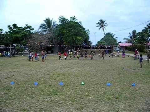 VANUATU INDEPENDENCE CELEBRATIONS 2009 KIDS GROUP ACTIVITIES