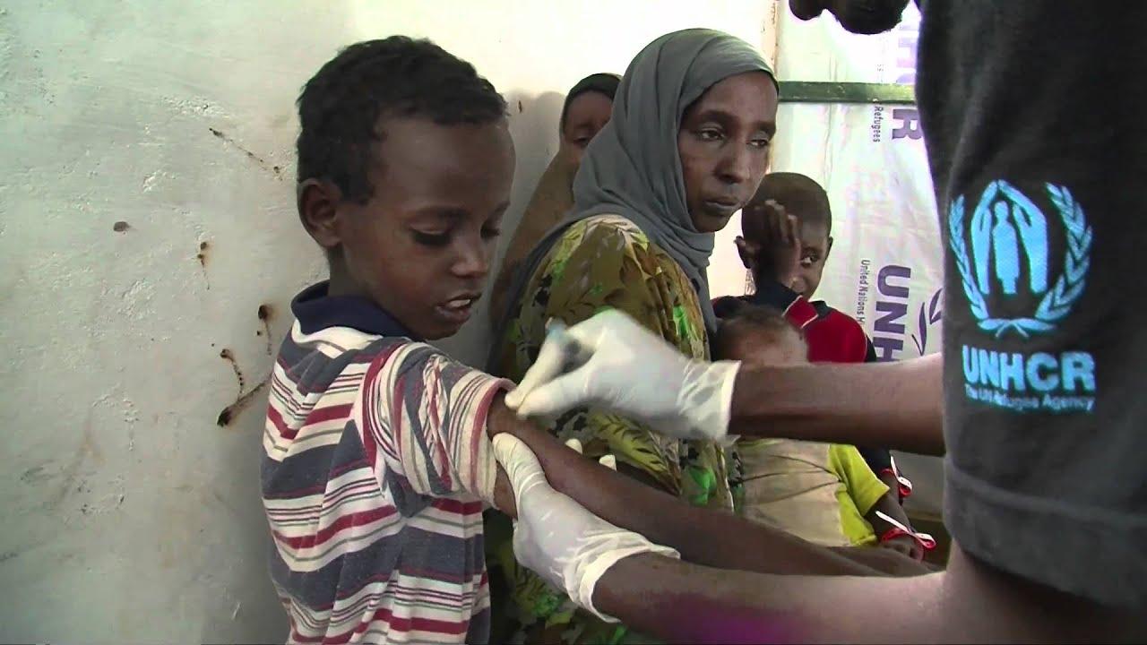 kenyan children reciving vaccine - photo #20