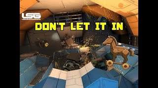 Don\'t Let It In Trojan Horse Grinding Bots - Space Engineers