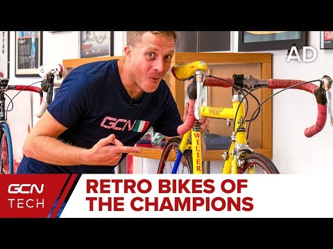 Bikes Of Champions: Wilier's Private Collection Of Pro Bikes