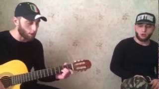 Чеченские гитаристы классно поют Чечня 2017