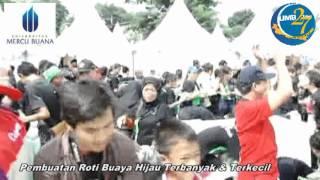 Festival Meruya FUN WALK Universitas Mercu Buana 30 November 2012