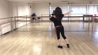 ankaradans çayyoludans Good Vibes Line Dance