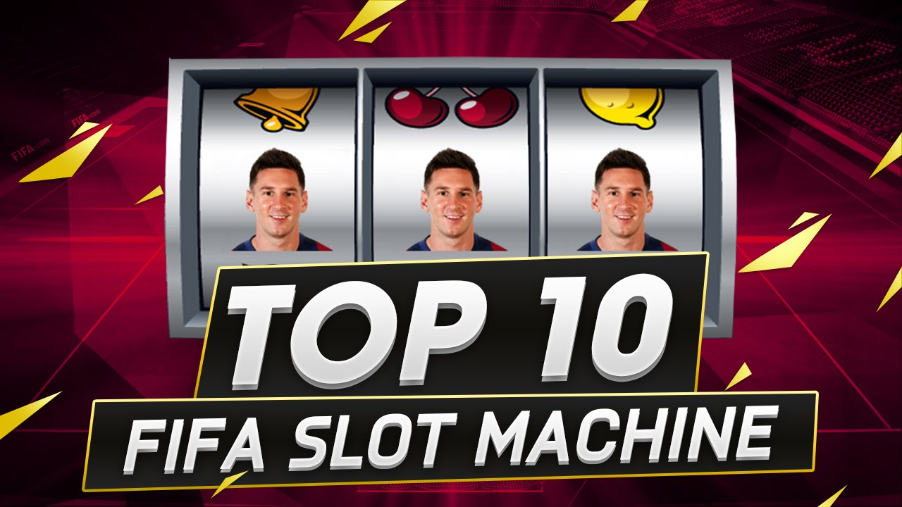 Fifa Slot Machine