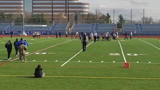 12/2/17: Elmont 10U AAU Metro Football Superbowl (1 of 4)