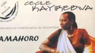 CECILE KAYIREBWA- Urubamby'Ingwe ( Audio)