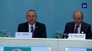 أنقرة: دول تمارس ضغوطاً على الأردن وفلسطين لنقل السفارة الأمريكية إلى القدس