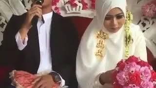 На свадьбе сура Ар-Рахман...МашаАллох