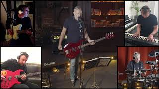 Peter Hook & The Light perform 'Aries' by Gorillaz ft. Peter Hook - November 2020.