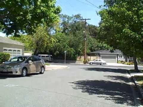 School Street, San Carlos CA 94070
