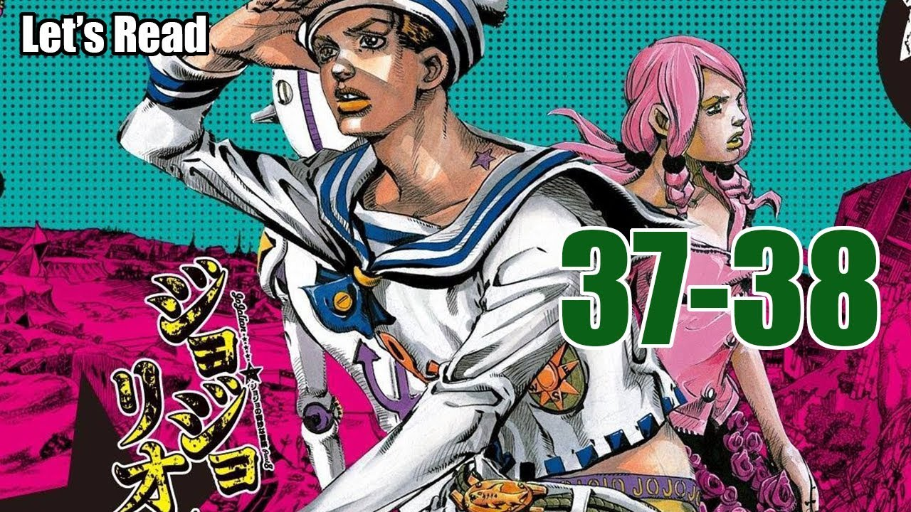 Let's Read Jojolion Chapters: 37-38 Reaction - Jobin Higashikata is a Stand  User