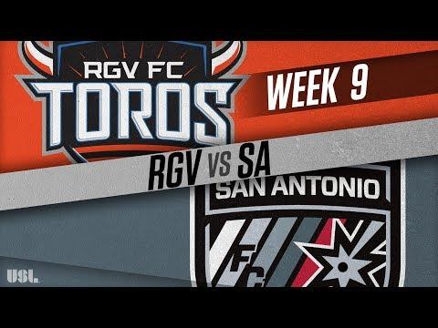 Rio Grande Valley FC vs San Antonio FC: May 12, 2018