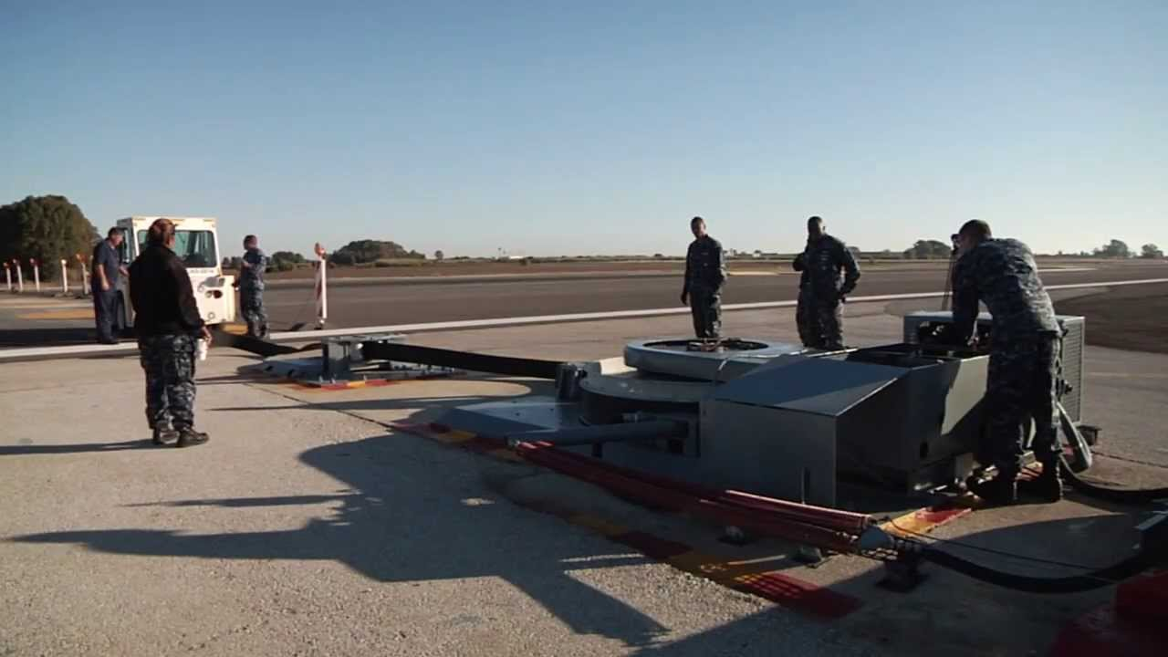 Arresting Gear Inspection Youtube